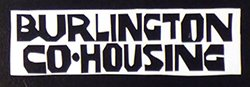 Burlington Cohousing East Village Logo